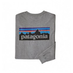 PATAGONIA P-6 LOGO RESPONSIBILI - TEE
