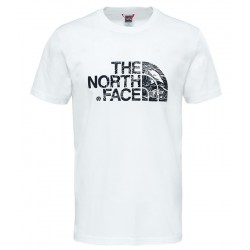 THE NORTH FACE WOOD DOME TEE
