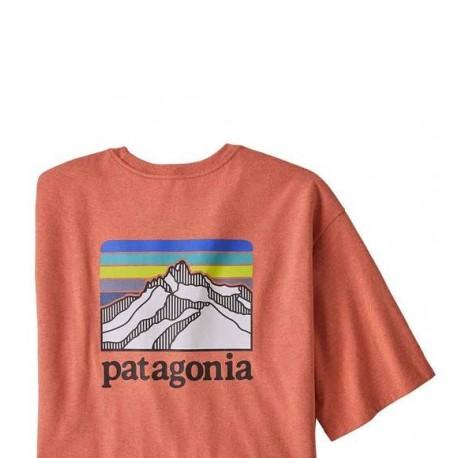 Patagonia Line Logo Ridge Pocket