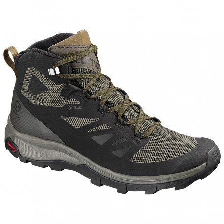 SALOMON. OUTLINE MID GTX