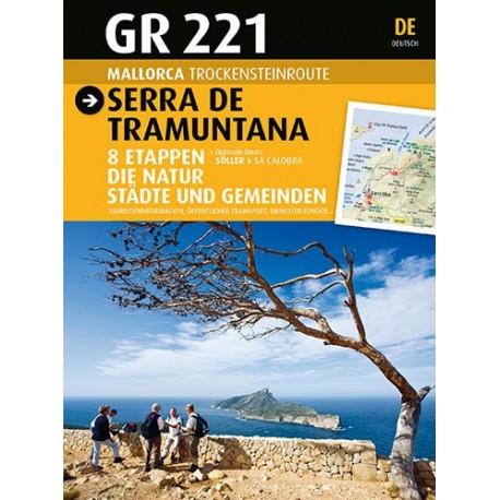 TRIANGLE. GUIA GR221. VARIOS IDIOMAS