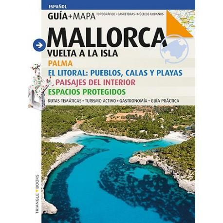 TRIANGLE. GUIA & MAPA MALLORCA