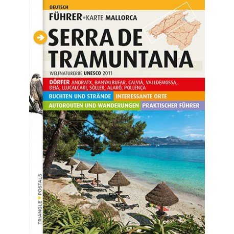 TRIANGLE. GUIA GUIA Y MAPA SERRA DE TRAMUNTANA