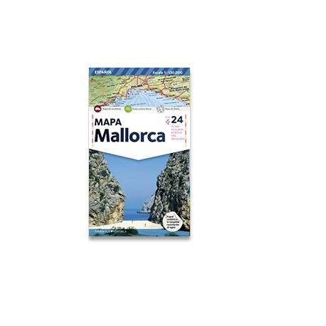 TRIANGLE. MAPA MALLORCA